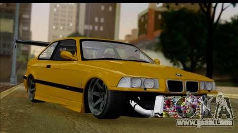 BMW M3 E36 UUTuning para GTA San Andreas