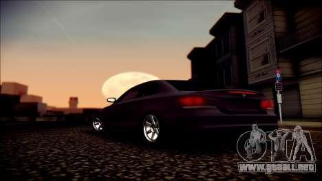 BMW 135i para el motor de GTA San Andreas