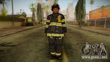 GTA 4 Emergency Ped 10 para GTA San Andreas