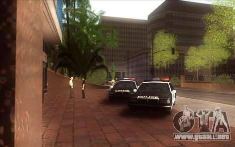 El renacimiento de la LVPD para GTA San Andreas