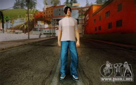 Ginos Ped 4 para GTA San Andreas