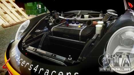 RUF RGT-8 GT3 [RIV] RUF para GTA 4 vista interior