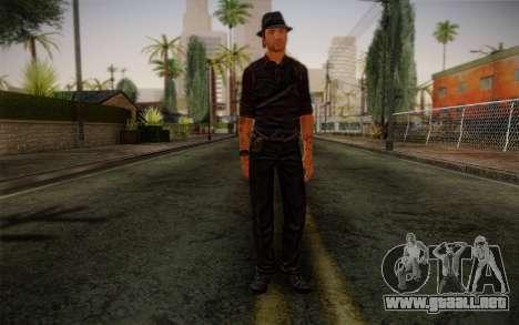 Murdered Soul Suspect Skin 2 para GTA San Andreas
