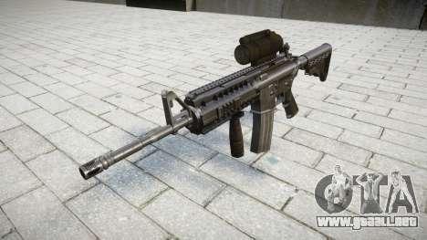 Automático de la carabina M4 Señores Táctica de  para GTA 4