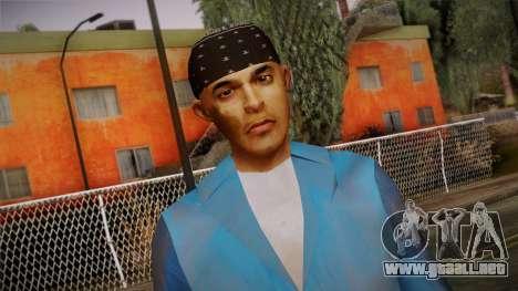Gedimas Wmymech Skin HD para GTA San Andreas tercera pantalla