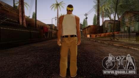 Fresno Buldogs 14 Skin 2 para GTA San Andreas segunda pantalla