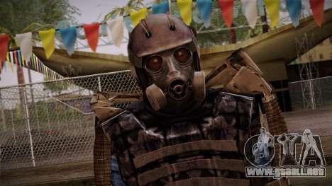 Mercenaries Exoskeleton para GTA San Andreas tercera pantalla