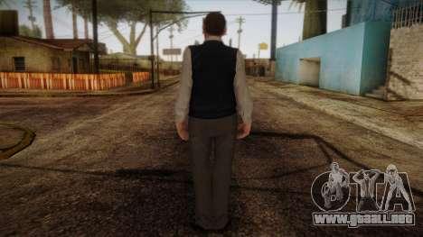 GTA 4 Emergency Ped 4 para GTA San Andreas segunda pantalla