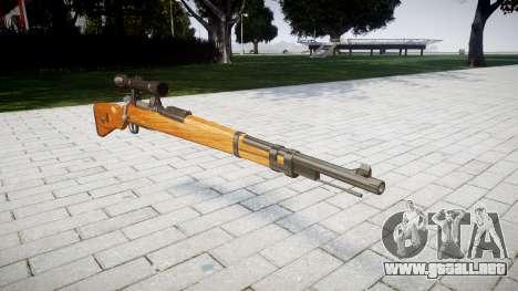 La revista rifle de Karabiner 98k para GTA 4
