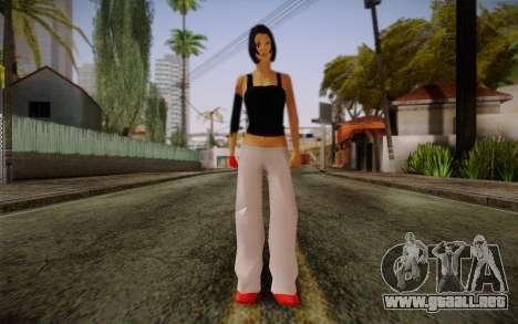 Ginos Ped 15 para GTA San Andreas