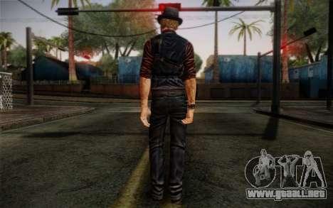 Murdered Soul Suspect Skin 2 para GTA San Andreas segunda pantalla