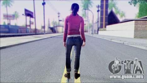Left 4 Dead Survivor 1 para GTA San Andreas segunda pantalla