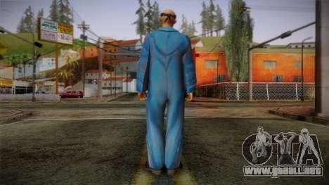 Gedimas Wmymech Skin HD para GTA San Andreas segunda pantalla