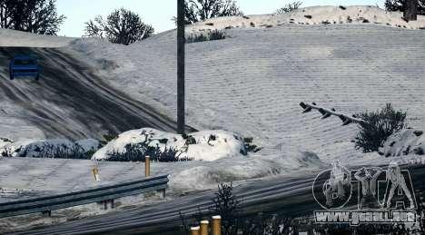 North Yankton IV para GTA 4 sexto de pantalla