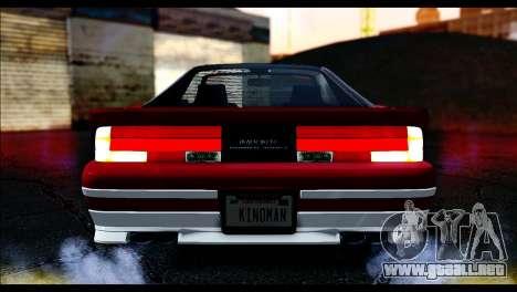 GTA 5 Ruiner Standart para la visión correcta GTA San Andreas