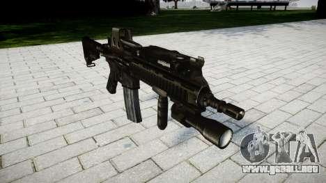 El HK416 rifle Táctico para GTA 4