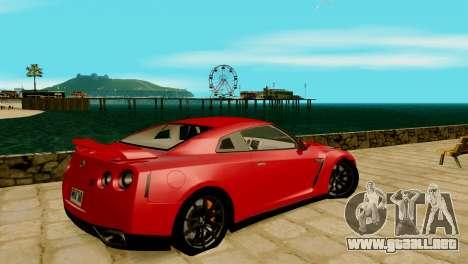 ENB para los débiles y medianas PC SA:MP para GTA San Andreas