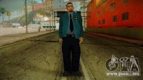 GTA 4 Emergency Ped 2 para GTA San Andreas