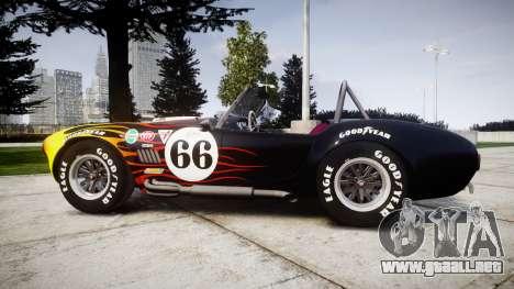 AC Cobra 427 PJ2 para GTA 4 left