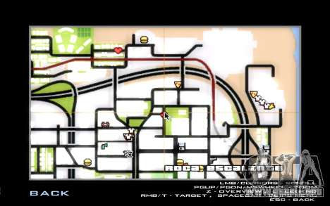 El renacimiento de la LVPD para GTA San Andreas séptima pantalla