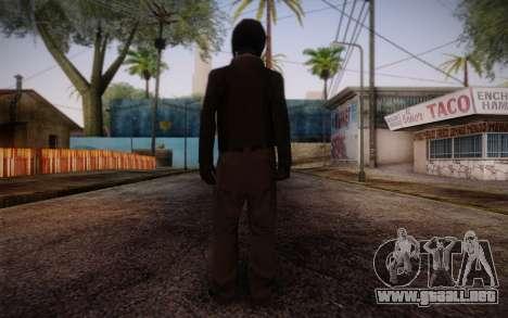 Ginos Ped 44 para GTA San Andreas segunda pantalla