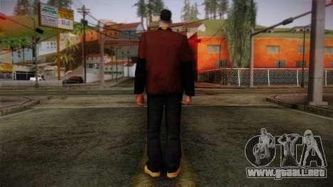 GTA San Andreas Beta Skin 16 para GTA San Andreas segunda pantalla