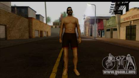 GTA San Andreas Beta Skin 7 para GTA San Andreas