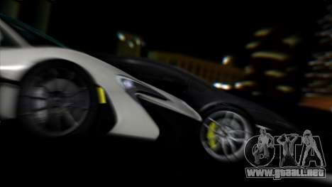 Fotorrealistas ENB 3.1 Final para PC débil para GTA San Andreas segunda pantalla