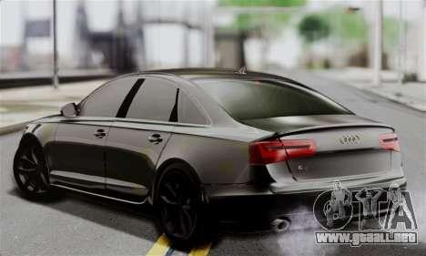 Audi A6 (C7) para GTA San Andreas left