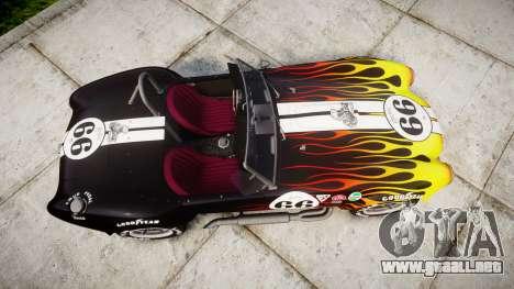 AC Cobra 427 PJ2 para GTA 4 visión correcta