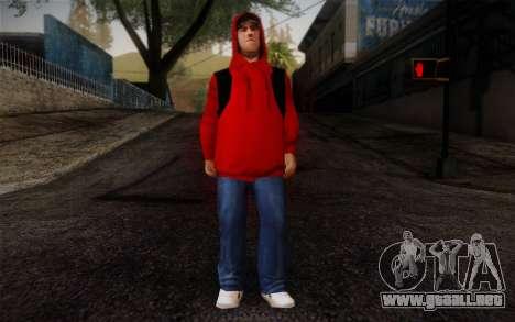 Ginos Ped 6 para GTA San Andreas