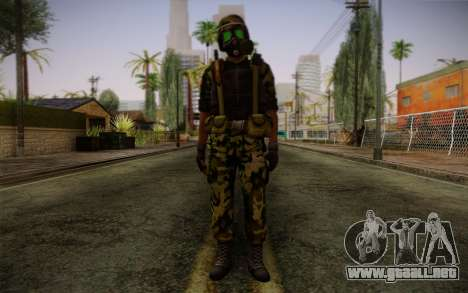 Hecu Soldiers 4 from Half-Life 2 para GTA San Andreas