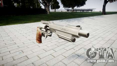 Revolver HandCannon para GTA 4