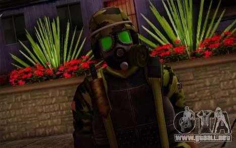 Hecu Soldiers 4 from Half-Life 2 para GTA San Andreas tercera pantalla
