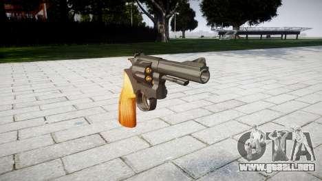 Revólver Smith & Wesson para GTA 4