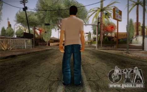 Ginos Ped 4 para GTA San Andreas segunda pantalla