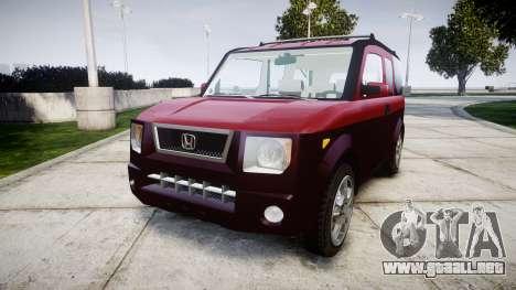 Honda Element 2005 para GTA 4