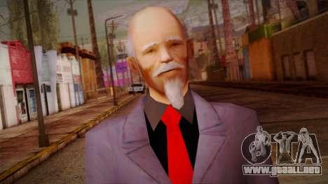 GTA San Andreas Beta Skin 13 para GTA San Andreas tercera pantalla