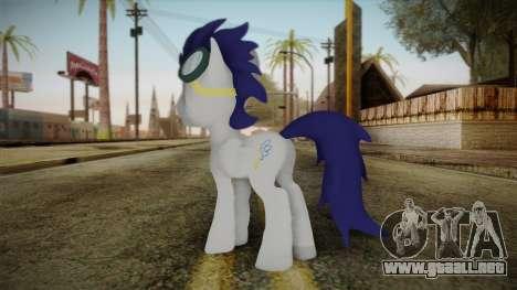 Soarin from My Little Pony para GTA San Andreas segunda pantalla
