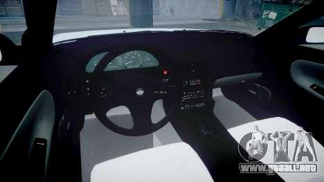 Nissan 240SX 1994 [EPM] para GTA 4 vista interior