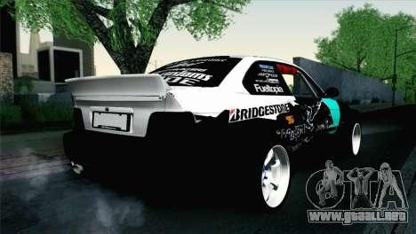 BMW M3 E36 Bridgestone v3 para GTA San Andreas left
