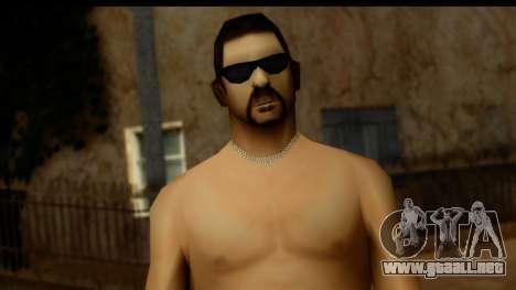 GTA San Andreas Beta Skin 7 para GTA San Andreas tercera pantalla