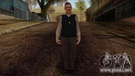 GTA 4 Emergency Ped 4 para GTA San Andreas