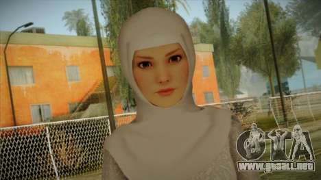 Kebaya Girl Skin v2 para GTA San Andreas tercera pantalla
