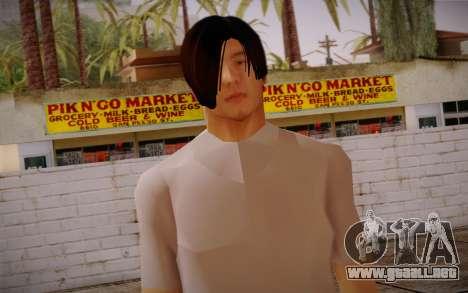 Ginos Ped 4 para GTA San Andreas tercera pantalla