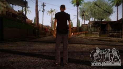 GTA San Andreas Beta Skin 11 para GTA San Andreas segunda pantalla