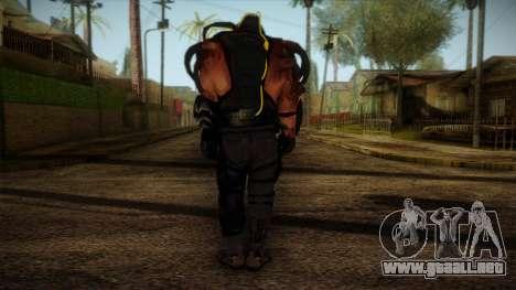 Orion from Prototype 2 para GTA San Andreas segunda pantalla