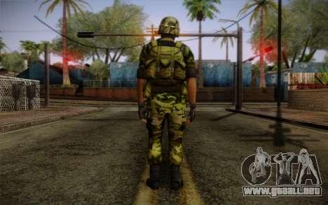 Hecu Soldiers 4 from Half-Life 2 para GTA San Andreas segunda pantalla