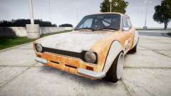 Ford Escort Mk1 Rust Rod v2.0 para GTA 4