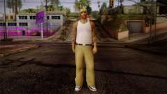 Fresno Buldogs 14 Skin 2 para GTA San Andreas